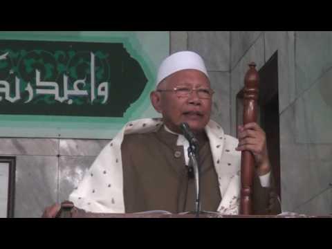 Khutbah Idul Fitri KH. Abdul Rasyid Abdullah Syafi'ie