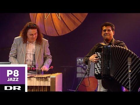 "Lelo Nika og Morten Grønvad - ""Allurement/Sirba Bulgareasca""   P8 Jazz Alive   DR K"
