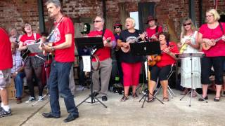 A Message to You Rudy / The Tide is High - Southampton Ukulele Jam