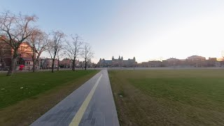 Amsterdam in the Time of Corona (VR Film)