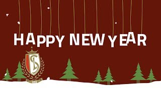 Le Standard de Liège vous souhaite une Bonne Année 2019 !