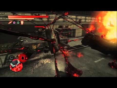 Prototype 2 All Powers/Weapons Fully Upgraded