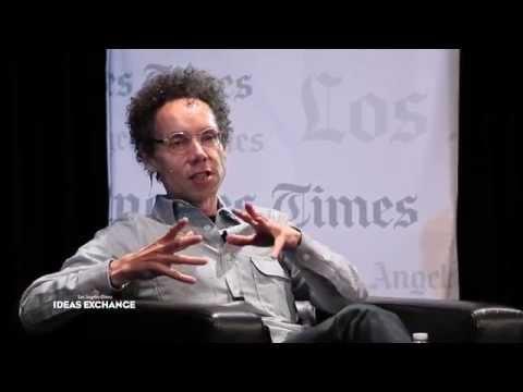 Malcolm Gladwell at the LA Times Festival of Books