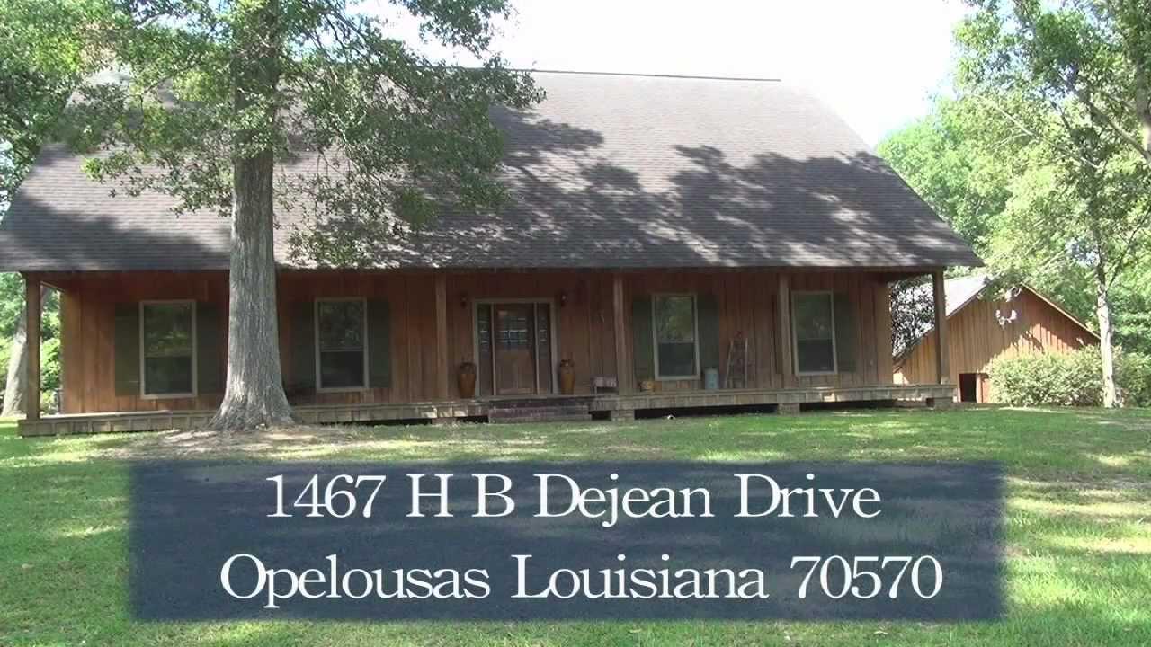 homes for sale opelousas louisiana 1467 h b  dejean drive