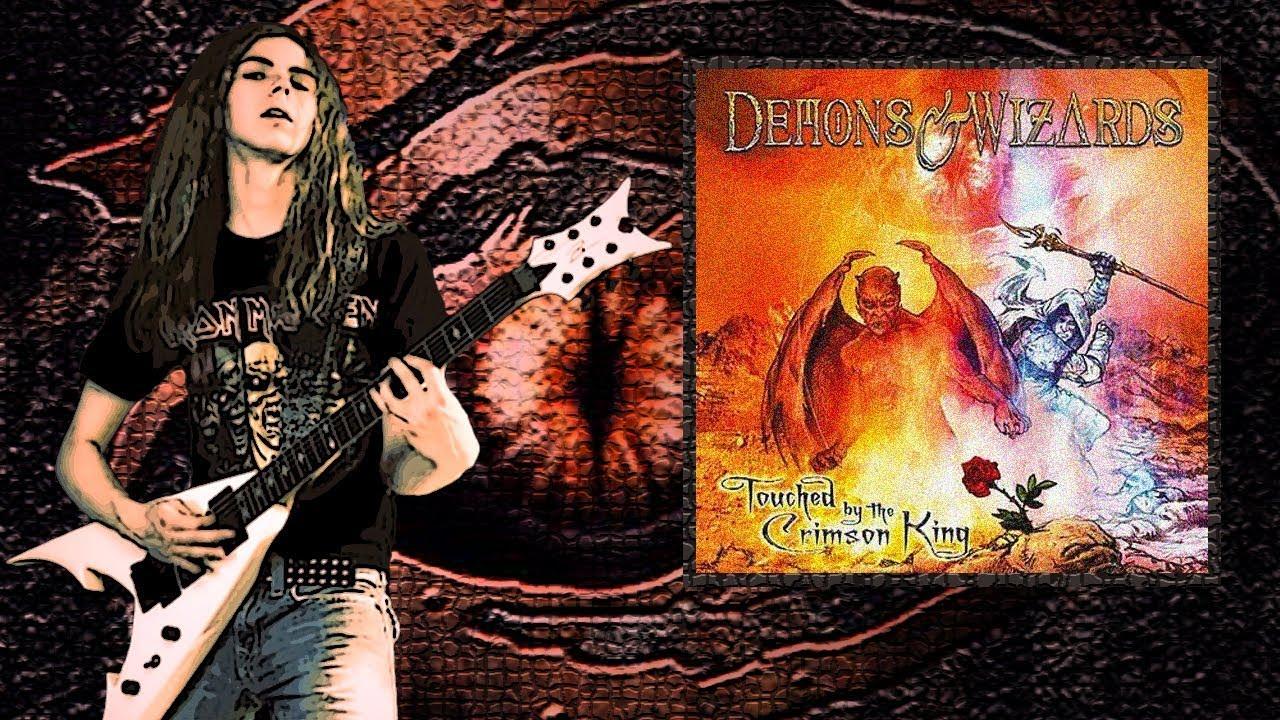 demons-wizards-crimson-king-guitar-cover-tony-fabretti