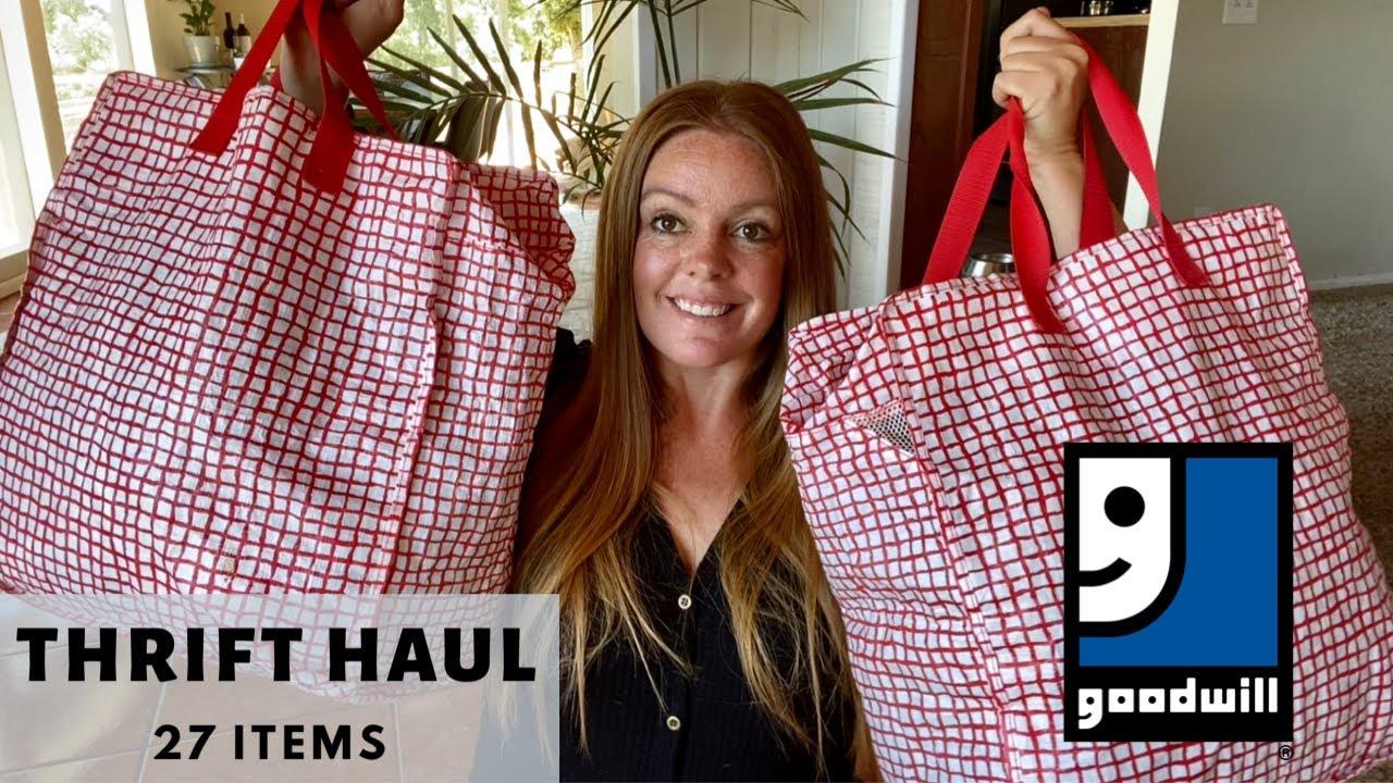 Thrift Haul For Poshmark & EBay    27 Clothing Items