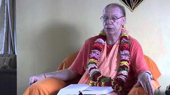 Шримад Бхагаватам 1.8.21 - Бхакти Чайтанья Свами