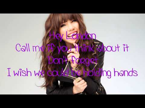 Carly Rae Jepsen - Tiny Little Bows (with Lyrics)