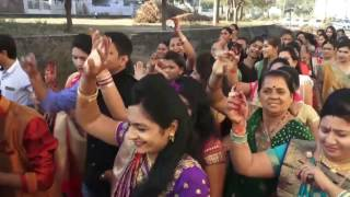 DJ DHAMAL IN BHAVIK MARRIAGE