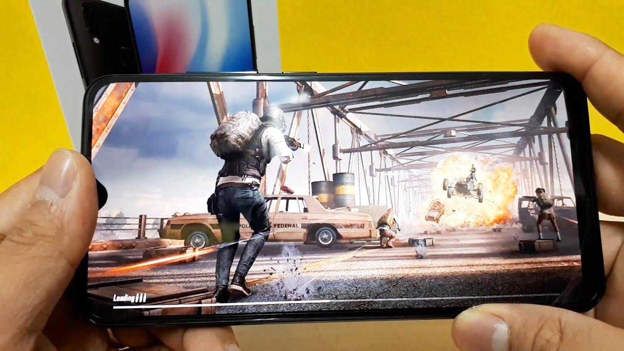 Vivo Y91 Test Game Pubg Mobile