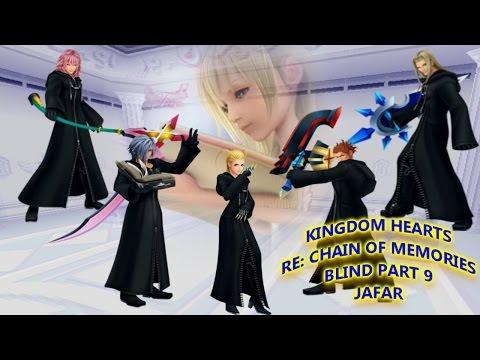 Kingdom Hearts RE: Chain of Memories_Blind Part 9: Jafar