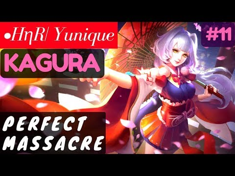 Perfect Massacre [Rank 17 Kagura] | •HηR Yunique Kagura Game