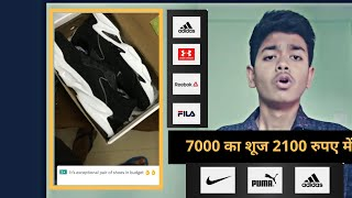 Branded Shoes 90% puma,Nike,re…