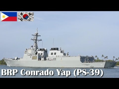 Philippine Navy Will Send Crew to South Korea for BRP Conrado Yap (PS-39)