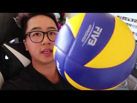 The volleyball vlog (1 year progress)