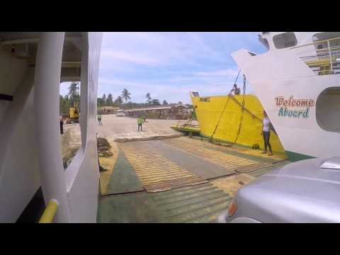 Road to Camotes Island