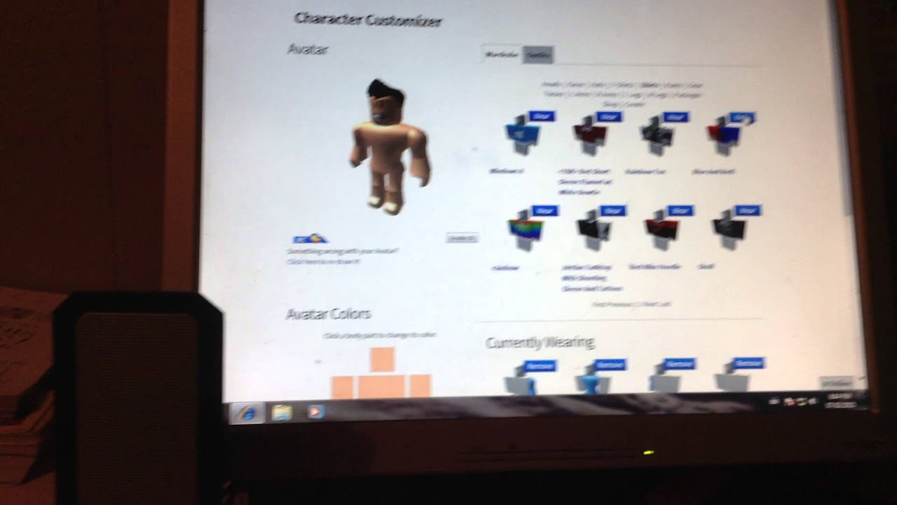 How To Make A Cool Roblox Character