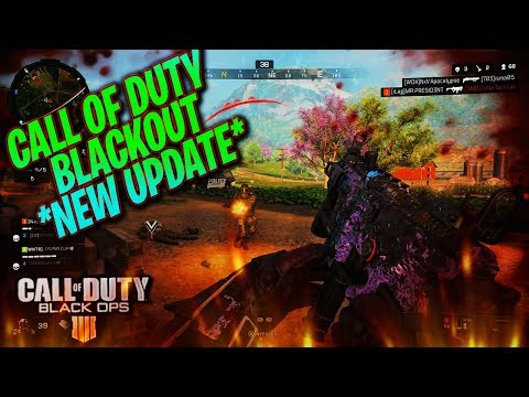 Best of Call of Duty Blackout - New Event Update -