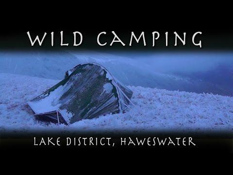 Winter Wild Camping