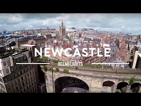 Travel Report: Newcastle UK with Your Little Black Book | LINDA.tv