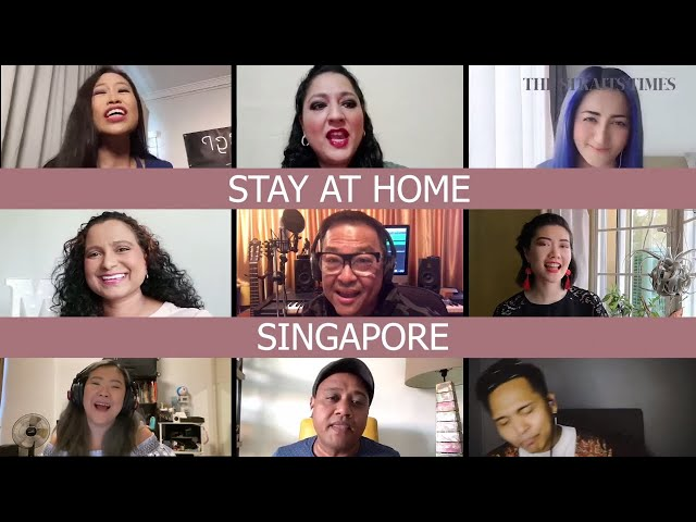 Stay At Home, Singapore | Clement Chow x The Straits Times