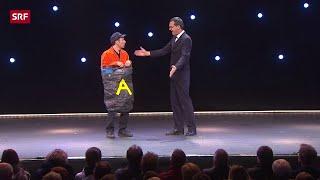 Lapsus: A-Tasche   Arosa Humorfestival 2018   SRF Comedy