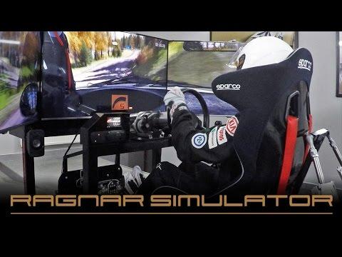 Best rally simulator in the world? | Rally Finland | Ford Focus WRC | Ragnar Simulator