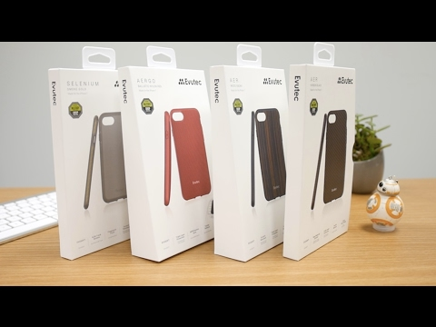 Evutec iPhone 7 Series Cases Review