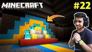 I MADE ULTIMATE THRONE IN MY CASTLE | MINECRAFT GAMEPLAY #22