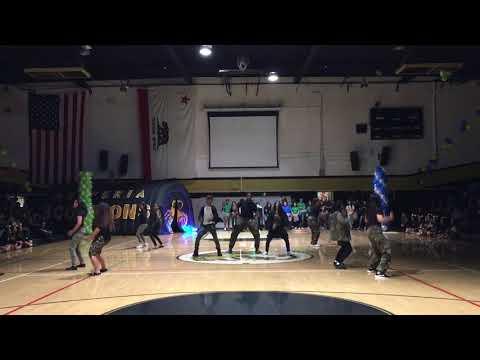 Hesperia Dance Club 2K18/ Powder Puff Pep-Rally