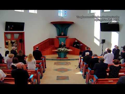Templomszentelés Nyíregyháza-Örökösföld 2020. 09.13. 15:00