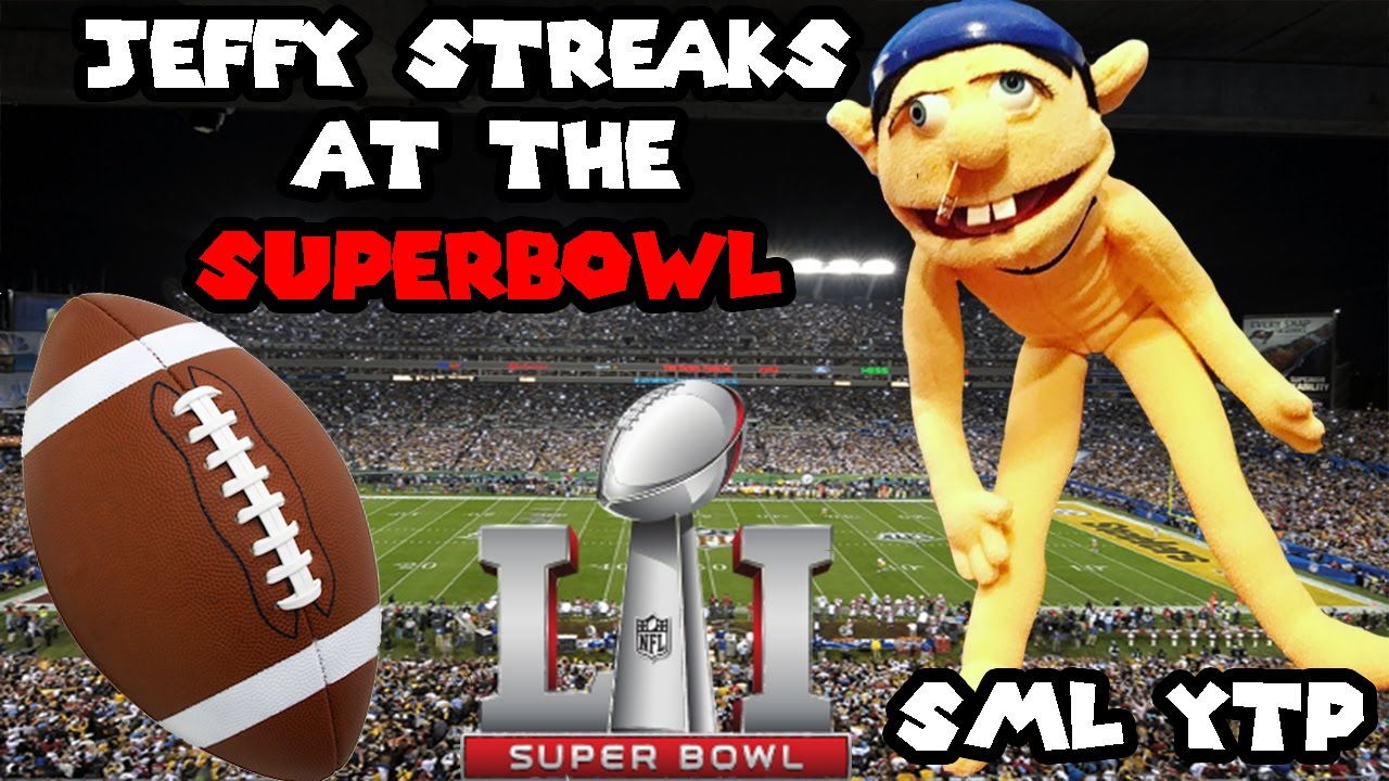 SML YTP: Jeffy Streaks the Super Bowl
