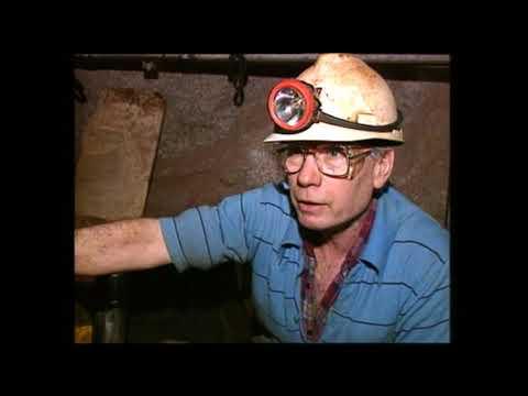 Cornwall's Last Mine Closes In 1998. RIP South Crofty. BBC Spotlight Report.