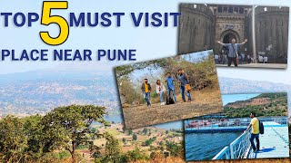 Top 5 Must Visit Places around Pune I #OnlyCinematic screenshot 4