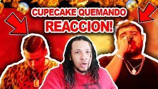 CUPCAKE QUEMANDO - Fuerza Regida & Legado 7 | REACTION