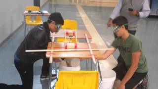 Bridge Build Science Olympiad