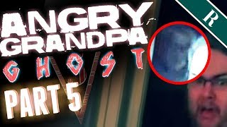 ANGRY GRANDPA'S GHOST PART 5 All Paranormal Explanations
