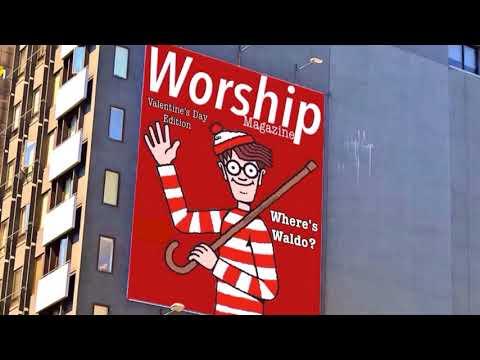 Where's Waldo pt1