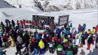 Backcountry Slopestyle Highlights - Swatch Skiers Cup 2013
