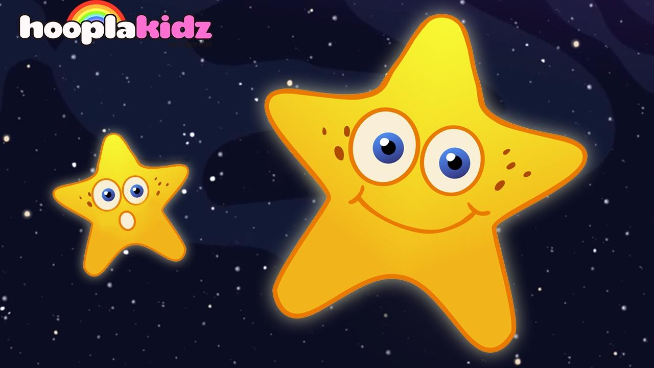HooplaKidz Nursery Rhymes Kids App FREE - Learn Nursery Rhymes | Twinkle  Twinkle Little Star