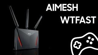 Đánh giá tính năng WIFI xuyên lầu AiMesh đến từ ASUS: bảo mật cao, tốc độ nhanh