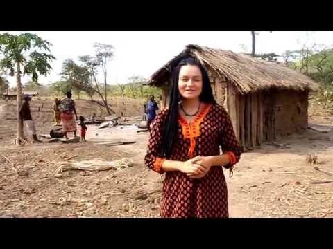 Эвелина Смане: 'Жизнь невидимых людей' (Танзания,Африка 2014)