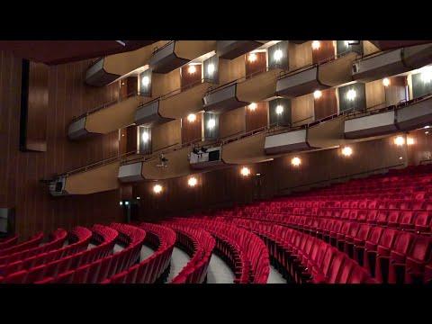 Videoführung durch die Staatsoper Hamburg (Teil I)