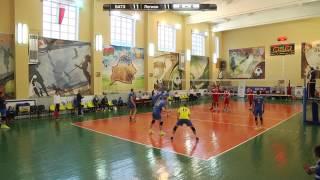 Волейбол. БАТЭ-БГУФК - Легион (16.12.2016)