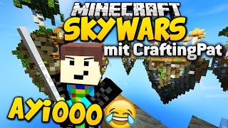 ACTION AYIÖÖÖOO :D - Minecraft: SkyWars mit CraftingPat