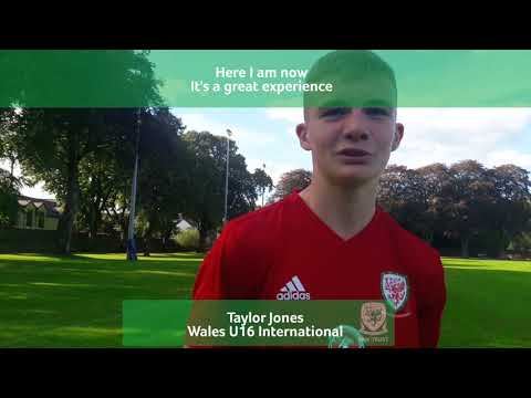 FAW Trust Video - Wales U16 Boys on their grassroots journey