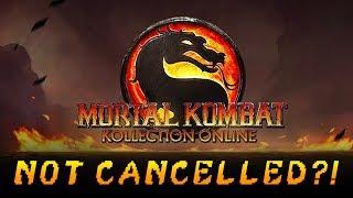 Mortal Kombat Kollection Online NOT Cancelled & Coming Soon?! (MK1, MK2 & MK3 Remake)