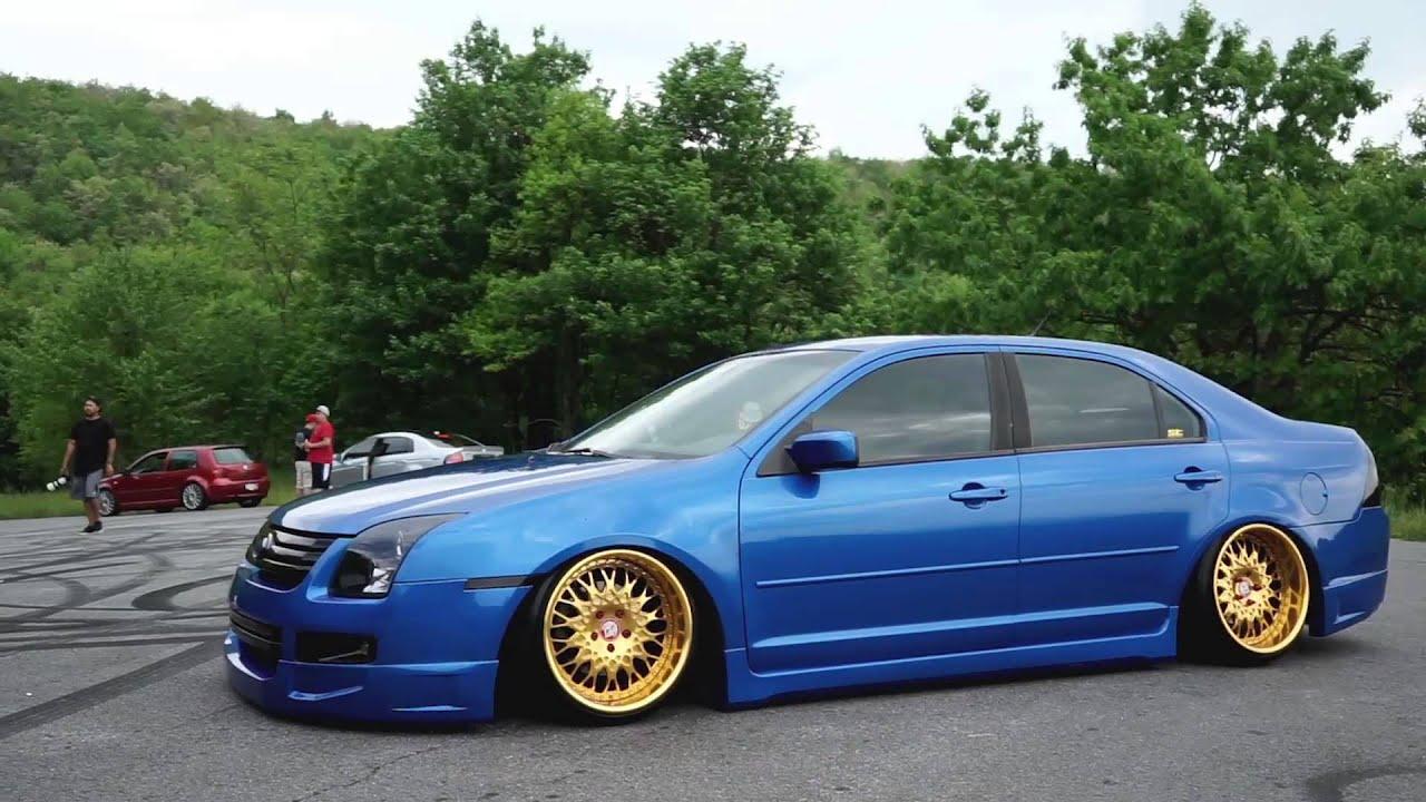 2007 Ford Fusion Rims >> VIP Modular Wheels | VX-110 | Ford Fusion - YouTube