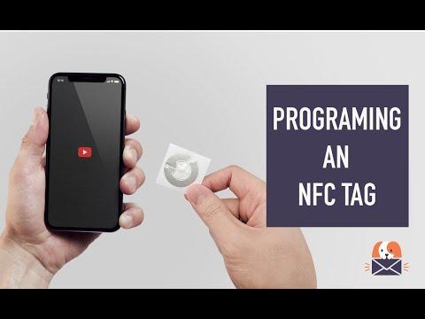 DIY - How to Program an NFC Tag