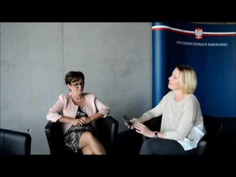 Joanna Kluzik- Rostkowska w rozmowie z Martą Tatulińską dla Forum Rad Rodziców